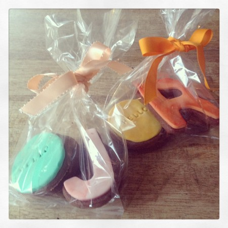 Biscuit gifts