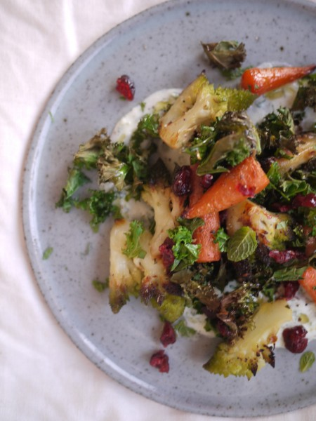 Spiced veg goodness